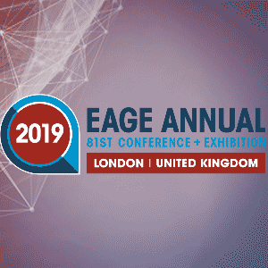 EAGE EXHIBITION 3-6 June 2019